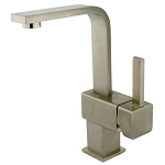 Claremont Lavatory Faucet with Push Up Drain